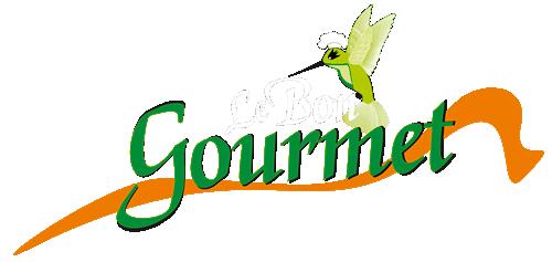 Logotipo Le bon Gourmet